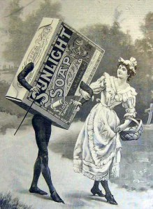 Victorian Cleanliness (1872Style)