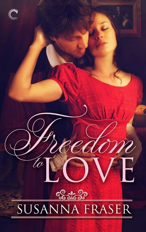 "Book Promo: ""Freedom to Love"" by Susanna Fraser"