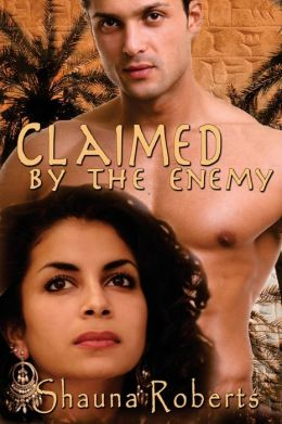 "Book Promo: ""Claimed by the Enemy"" by Shauna Roberts"