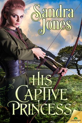 "Book Promo: ""His Captive Princess"" by SandraJones"