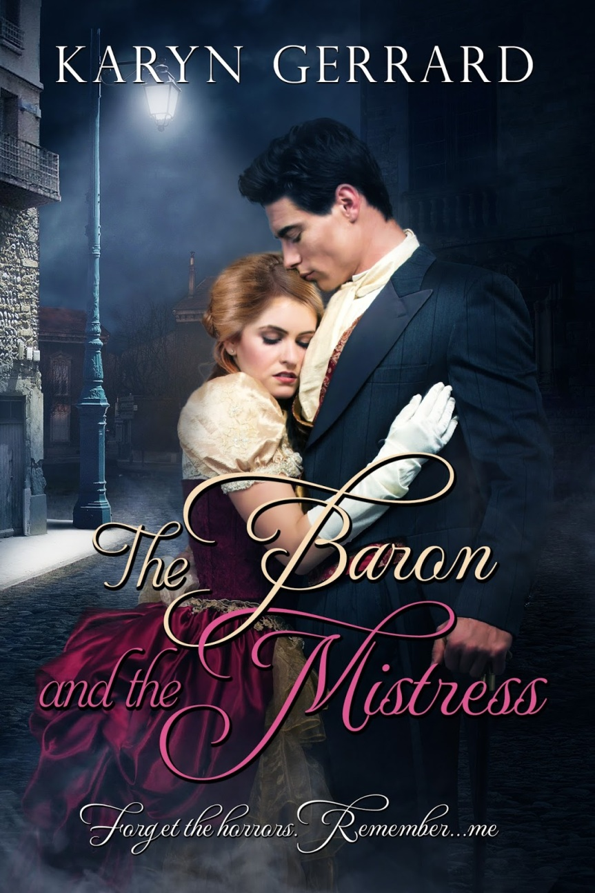 """""""The Baron and the Mistress"""" by KarynGerrard"""