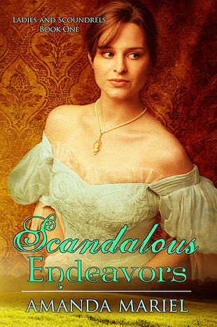 "Book Promo: ""Scandalous Endeavors"" by Amanda Mariel"