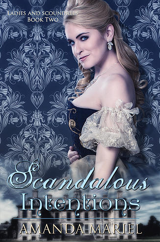 "Book Promo: ""Scandalous Intentions"" by Amanda Mariel"