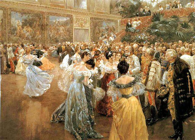 Balls in the Victorian Era – Vicki Hopkins,Author