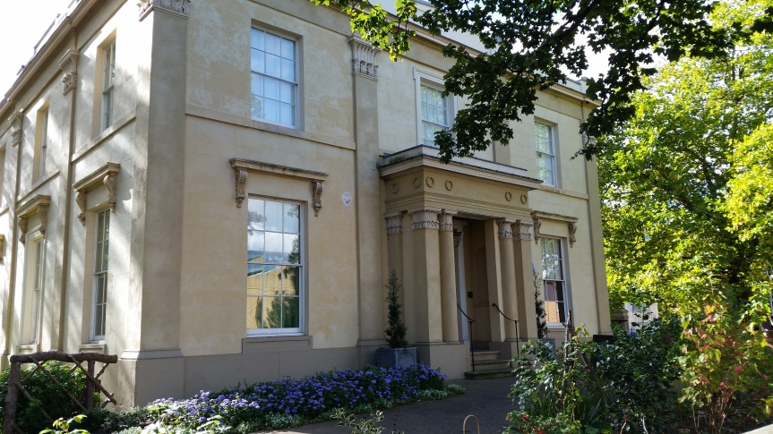 My Visit to Elizabeth Gaskell's Home inManchester
