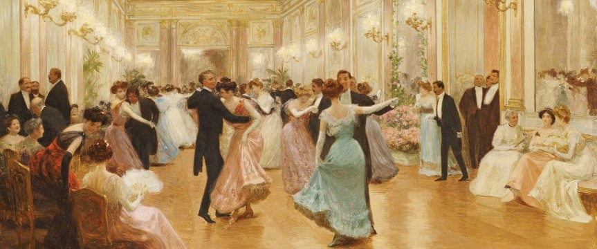 Dancing 1872 Style – Notes on theWaltz